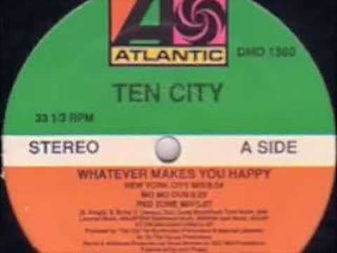 Ten City  Whatever Makes You Happy New York City Mix