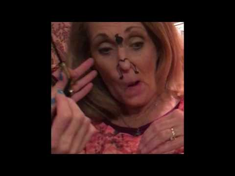Mother In Law Nose Surprise