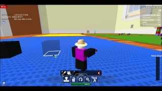 How to build a enderman on roblox