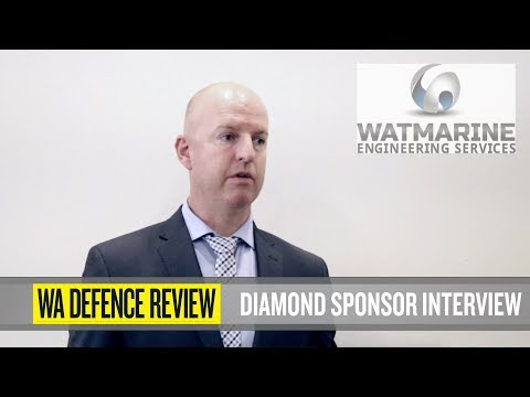 DIAMOND SPONSOR INTERVIEW - Watmarine Engineering Services