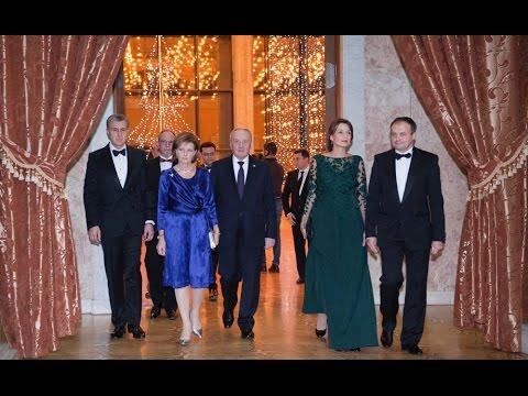 Vizita Familiei Regale în Republica Moldova, decembrie 2016