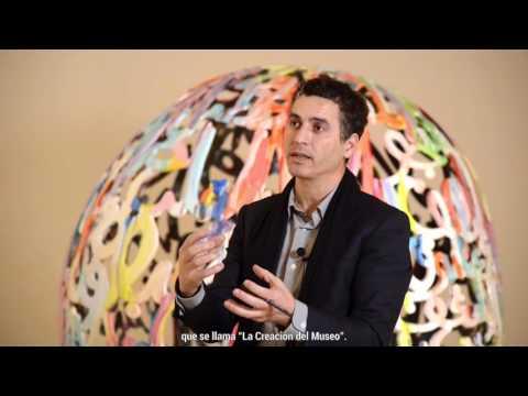 Entrevista a Abdellah Karroum, comisario de #QatarCollections