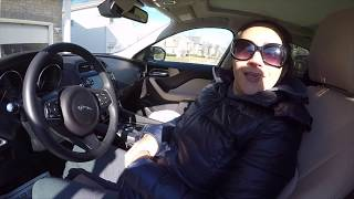 Cat's 'Lil Kitty - Jaguar F-Pace Premium - Vlog 066