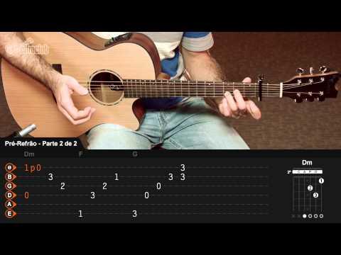 Diz Pra Mim - Malta (aula de violão completa)