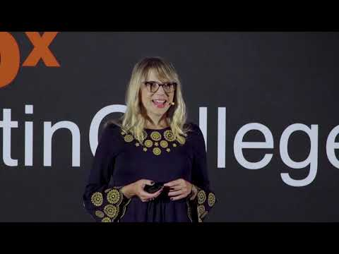 How to be a Bad-Ass Woman: A Guide for Difficult Political Times | Randi Tanglen | TEDxAustinCollege