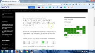 Set and Forget Naked Price Action Forex Trading System 80% Win Rate