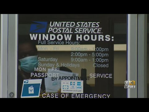 Postal Problems Persist Throughout Baltimore
