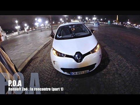 P.O.A : Rencontre la Renault Zoé et Benoist son propriétaire