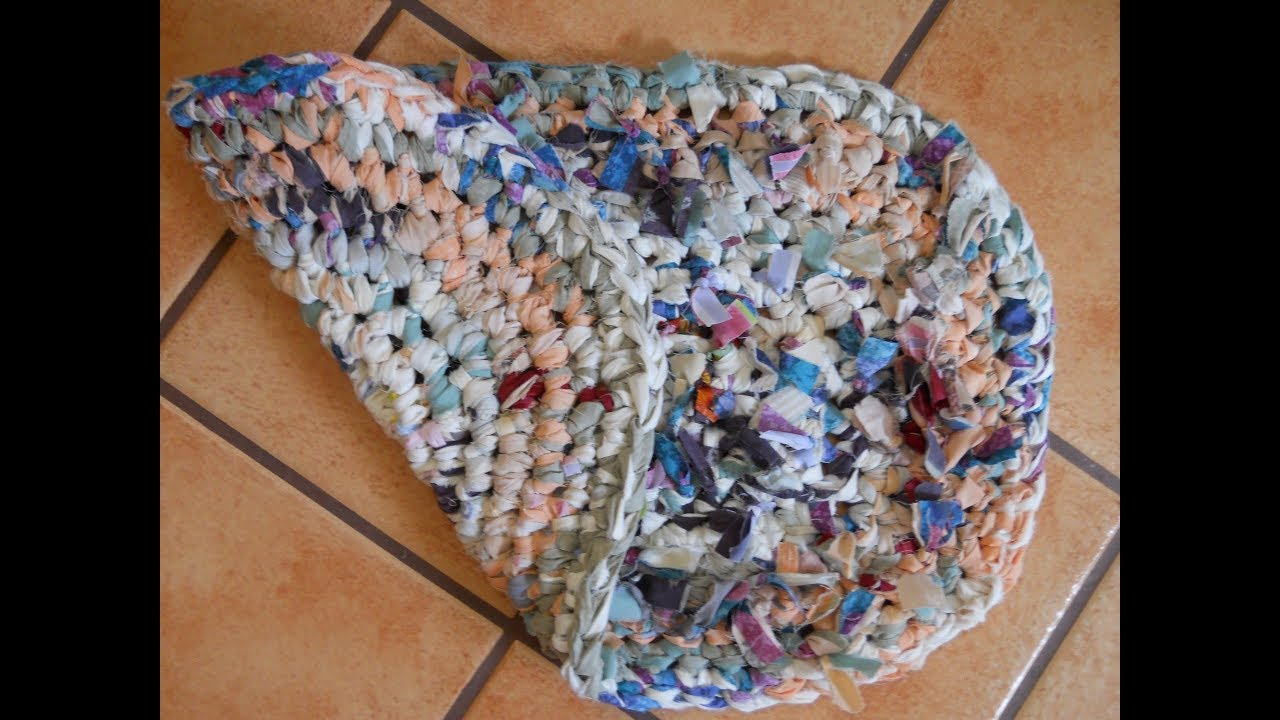 How To Make A Confetti Reversible Rag Rug Part 1 Erin Halvorsen