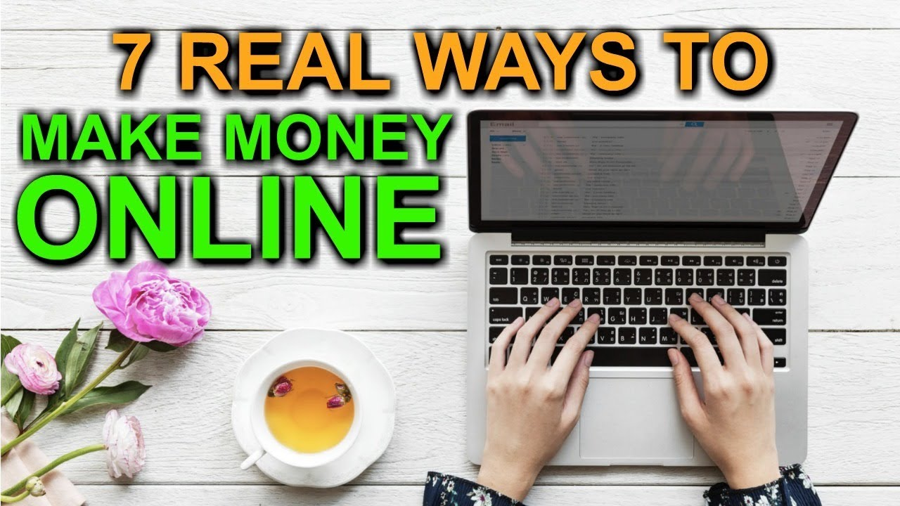 how people got rich online making money online legit ways