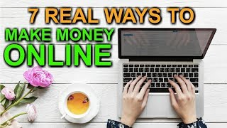 My #1 recommendation to make a full-time income online click here ➡️➡️➡️ http://freedominfluencer.com/success 7 legit ways money today view th...