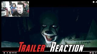 IT Trailer #1 Trailer - Angry Reaction