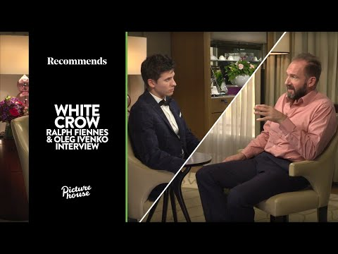 The White Crow | Ralph Fiennes & Oleg Ivenko Interview