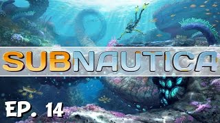 Subnautica - Ep. 14 - Propulsion Cannon! - Let's Play
