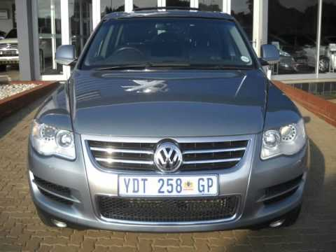 2009 VOLKSWAGEN TOUAREG 3.0 TDI V6 TIP Auto For Sale On Auto Trader South Africa