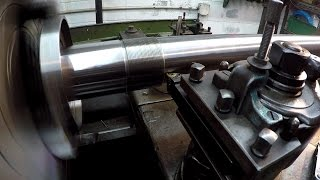 Gearbox Shaft for Well Drilling Part 3