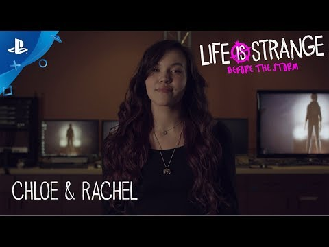 Life is Strange: Before the Storm - Chloe & Rachel | PS4