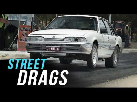 Heathcote Street Drags | fullBOOST