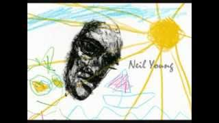 After The Gold Rush - Neil Young / Cover and drawing by Paulo Berger