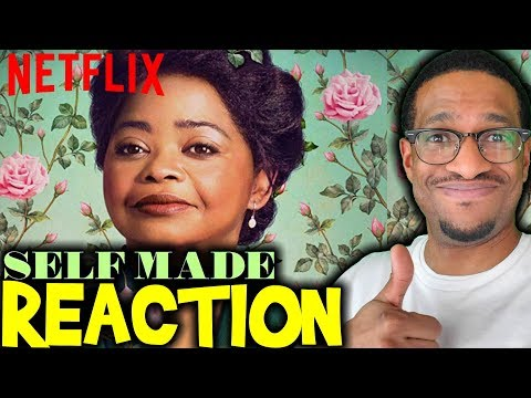 Self Made: Inspired by the Life of Madam C.J. Walker Trailer Reaction & Review!!! | NETFLIX