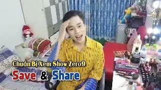 🔴Chuẩn Bị Xem Show Zero9   LIVESTREAM cùng WANBO Tập 145   Ngày 25/12