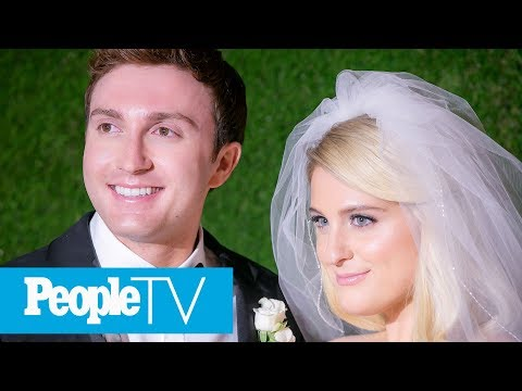 All The Details From Meghan Trainor And Daryl Sabara's 'Fairy-Tale' Wedding | PeopleTV Mp3