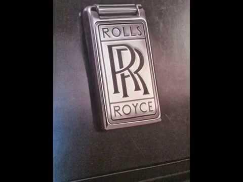 (英国)1996 Rolls-Royce Silver Spirit and Silver Spur ロールスロイスシルバースピリット/シルバースパー