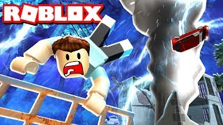 HURRICANE SIMULATOR! - Roblox Adventures