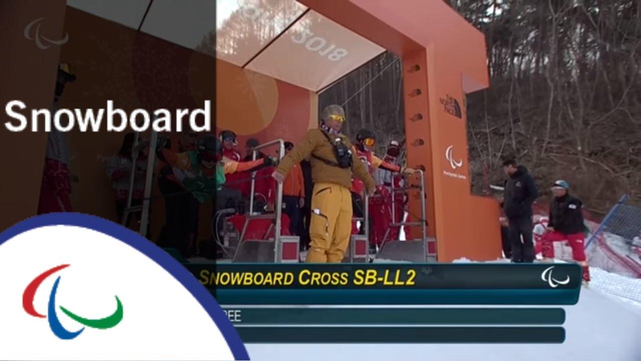 Bibian MENTEL-SPEE VS. Lisa BUNSCHOTEN | Big Final |PyeongChang2018 Paralympic Winter Games