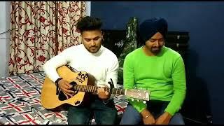AKhil -dooja pyar ! raj fathepur ! cover by simranjeet singh !B $ R music ! punjabi songh 2021