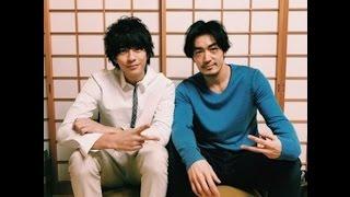 """大谷亮平、三浦翔平と""""奪い愛""""ショット公開 「実は仲良いんか~い」安堵..."""