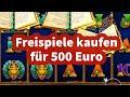 Book of Tut - Freispiele kaufen für 5000 Euro - Was eine Zockerei!
