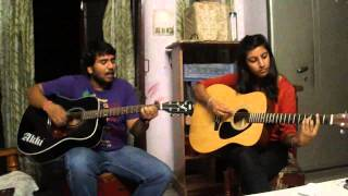 Shaam tanha (AGNEE band) covered by Akshay Nagori and Apeksha Bhargava
