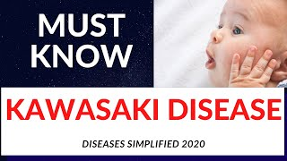Must Know about KAWASAKI DISEASE
