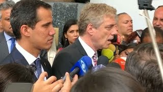 Venezuela to expel German ambassador, citing 'meddling'