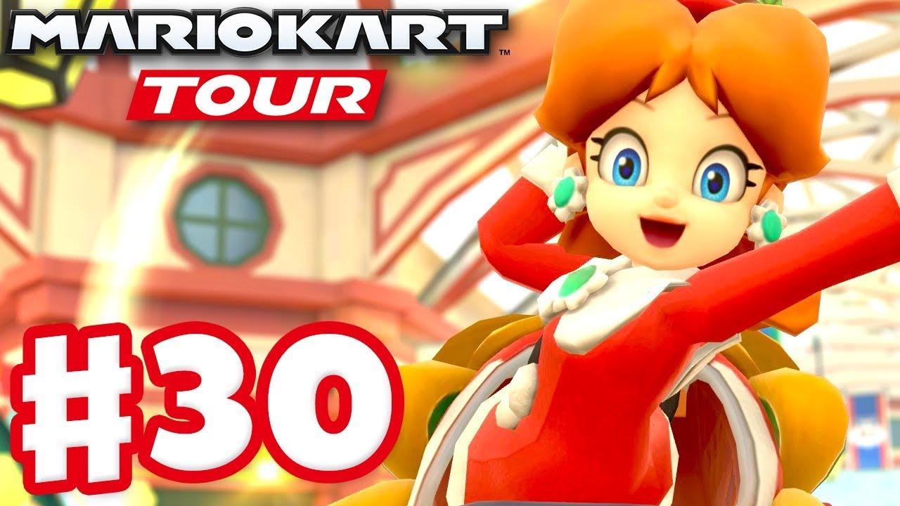 London Tour Holiday Cheer Daisy Mario Kart Tour Gameplay Part 30 Ios