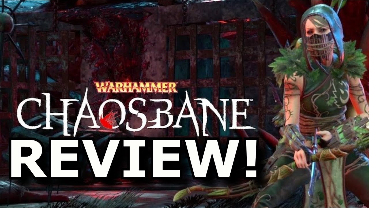 Warhammer: Chaosbane Review! Diablo Style FUN? (Ps4/Xbox One) - Gaming Gods