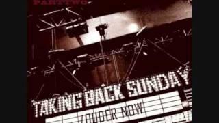 Twenty-Twenty Surgery - Taking Back Sunday (demo take 2)