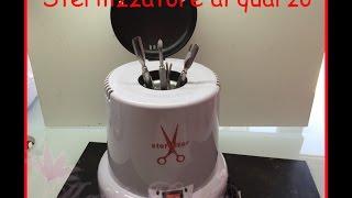 Sterilizzatore al quarzo utilizzo e pareri (sterilizzatore a caldo) Thumbnail