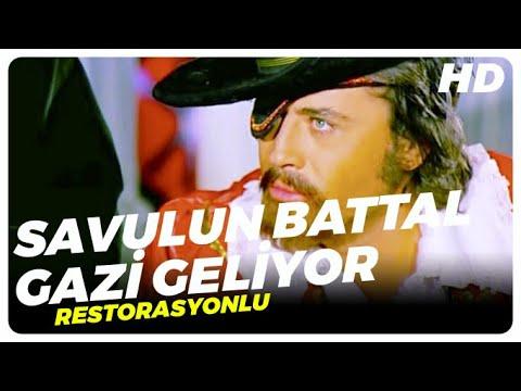 Savulun Battal Gazi Geliyor - HD Film (Restorasyonlu)