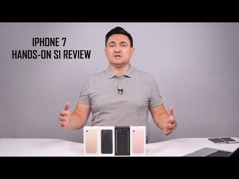 UNBOXING & REVIEW - Apple iPhone 7 - Toate cele 4 culori, mai puțin una
