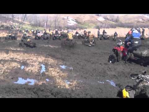 Major Stuck Fest Wawota ATV Derby 2013