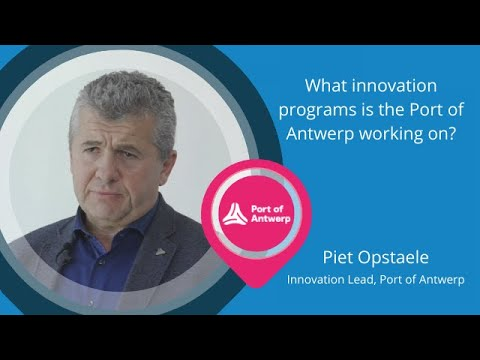 Chain Port Interview Series: Port of Antwerp