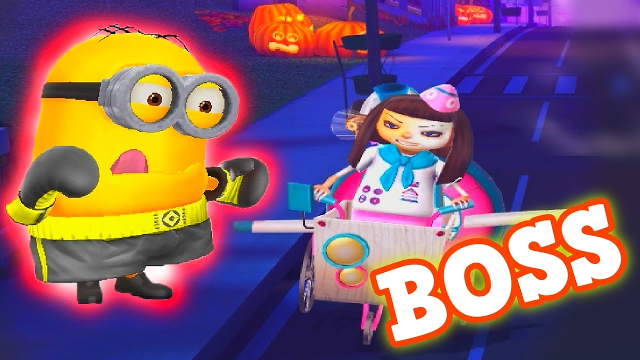 Despicable Me 2017 Minion Rush gameplay For Children with Boxer Minion and  Evil Minion 😡 - YouTube 8188b453a3