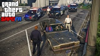 GTA SAPDFR - DOJ 1 - Getting Stalked (Criminal)