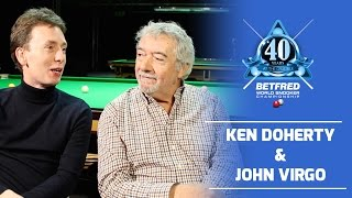 Ken Doherty | Crucible 40th Anniversary