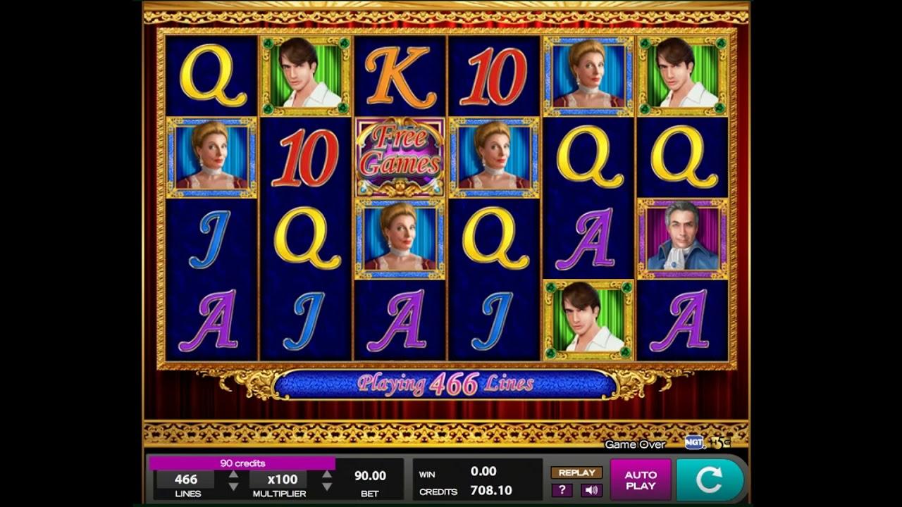 Figaro slot machine online free