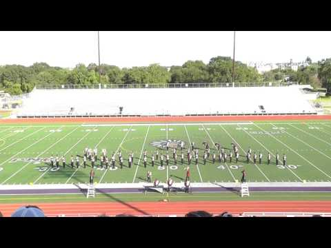 Silsbee High School Band 2016 - UIL Region 10 Marching Contest