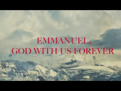 Bryan & Katie Torwalt - Emmanuel (God With Us Forever) [Lyric Video]