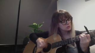 Wheels Acoustic Cover - Melanie Wason (Foo Fighters Cover)